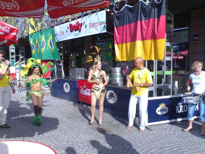Brazilok készülnek Dortmundban